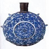 Pilgrims Flask, National Ceramic Museum, Sevres