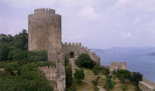 The Citadel Of The Rumeli Hisari