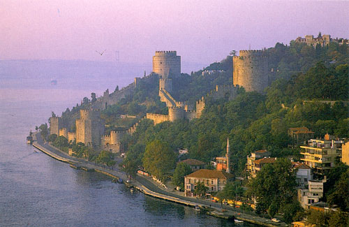The Fortress at Rumeli Hisar