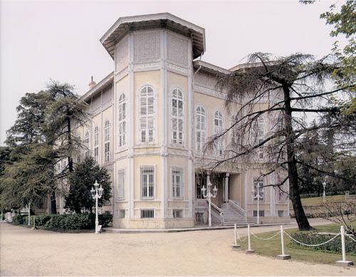 Raimondo DAronco, Sale Kasir, Yildiz