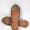 Ottoman Clothing And Garments, Ottoman Leather Slippers