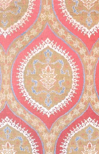 The Art Of Turkish Textile, Kemha Fabric