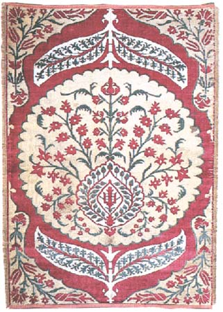 The Art Of Turkish Textile, Chatma Cushion Cover