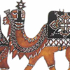 Shadow Theatre, Karagoz, Scenes And Animals, Camel Caravan