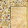 Floral Motifs In Illumination, Muhibbi Divani, Illuminated By Karamemi