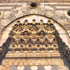 Stone Carving, Portal Of The Karatay Madrasah