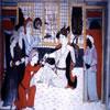 Sultan's Mother, Bibliotheque Nationale, Bazaar Painters