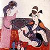 The Haseki, Bibliotheque Nationale, Bazaar Painters