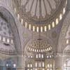 Sultanahmet Mosque, dome