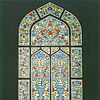 Stained Glass Window, Topkapi Palace