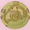 Plates, Bowl Seljuk 13th Century
