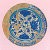 Plate Iznik Second Half Of 15th Century