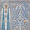 The Cypress Designed Tiles, The Topkapi Place