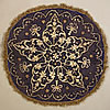 Ottoman Embroidered Table Cover