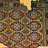 Rug With Hooked Octagons