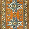 Kars Pure Wool Karyola Carpet