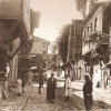 A street in İstanbul, Abdullah Freres, 1870 (Özendes 2013)