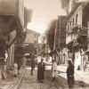 A street in İstanbul, Abdullah Freres, 1870 (Özendes 2013)