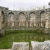 Ancient Roman baths, Perge