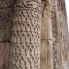 Detail from a column, the West portal of the Divrigi Great Mosque