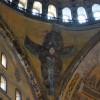 Interior view of Hagia Sophia Museum