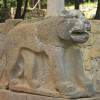 Lion stone, Karatete-Aslantas