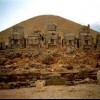 Mount Nemrut , East terrace