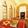 Interior view, Tiferet Israel Synagogue