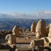 West terrace, Mount Nemrut