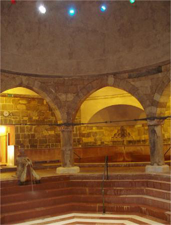 Thermal Baths in Buda in the Ottoman Period of Hungary