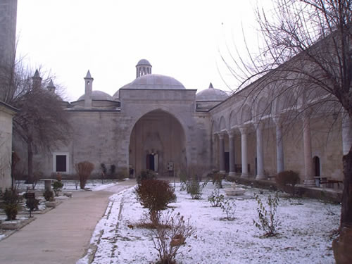 The waqf complex of Bayezid II in Edirne
