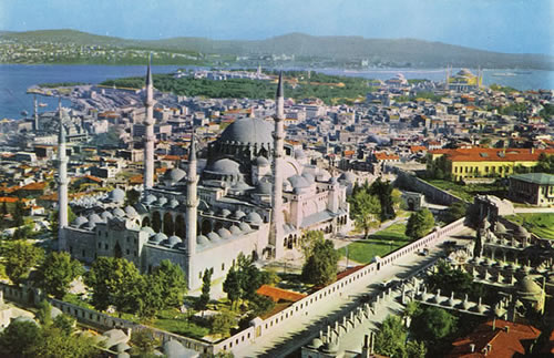 The Sleymaniye Mosque