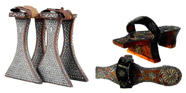 Examples of the Traditional Ottoman Nalın