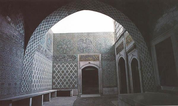 The Harem entrance