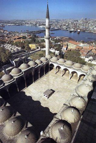 The Suleymaniye Mosque