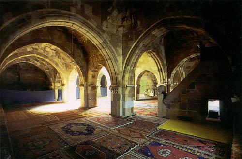 A Vaulted Prayer-Hall