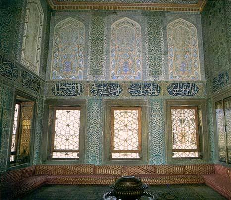 The Harem, Apartment Of The Crown Prince