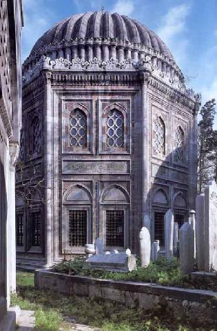 The Sehzade Mehmet Mousoleum
