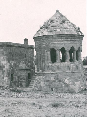 Bayindir Mescit And Turbe, Ahlat