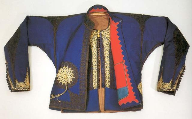 Ottoman Clothing And Garments, Ottoman Vest