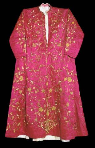 Embroidery, Dress, 19th Century