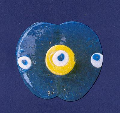 Glass Beads, Evil Eye