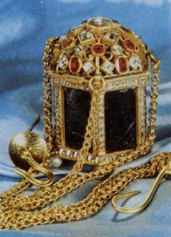 The Art Of Jewelry In The Ottoman Court