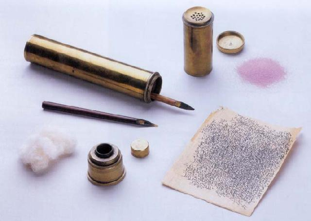 Tools And Materials Derman Collection Calligraphy