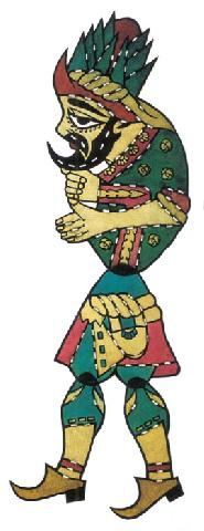 Shadow Theatre, Hacivat