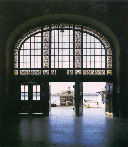 Stained Glass, Otto Ritter And Helmuth Cuno, Haydarpasa Railway Station
