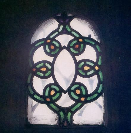 Stained Glass In A Home, Bursa