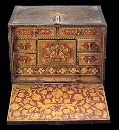 Chest Of Drawers, Turkish and Islamic Arts Museum