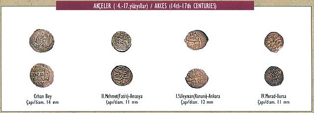 Coinage, From the Yapi Kredis Coin Collection