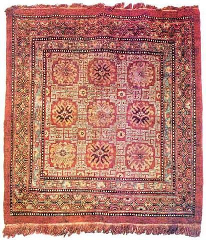 Silk Khotan Carpet